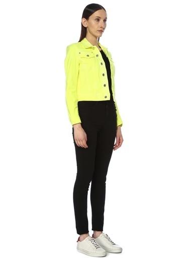 Dsquared2 Ceket Sarı